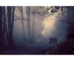 Полезные советы при движении в туман