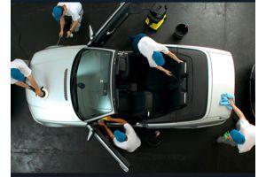 Химчистка салона автомобиля