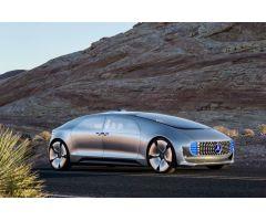 Mercedes на автопилоте