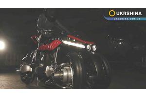 Машиностроительная компания во Франции занимается разработкой летающего мотоцикла Lazareth LMV 496
