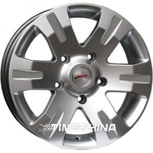 Литые диски RS Wheels 306 HS W7 R16 PCD5x139.7 ET25 DIA98.5