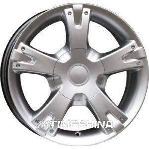 Литые диски RS Wheels 5025 W6.5 R15 PCD5x112 ET40 DIA67.1 HS