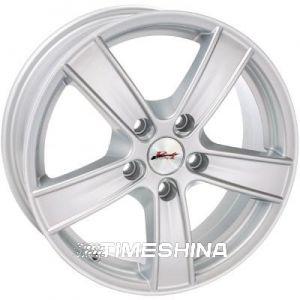 Литые диски RS Wheels 5155TL W6.5 R16 PCD5x105 ET38 DIA56.6 HS