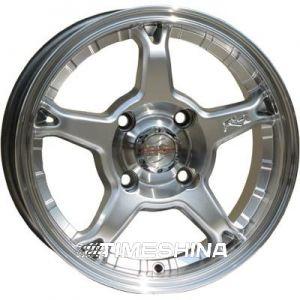 Литые диски RS Wheels 5162TL W7 R16 PCD5x112 ET38 DIA66.6 MLG