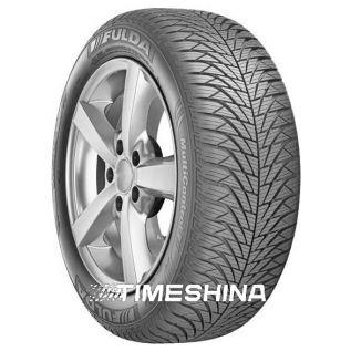 Всесезонные шины Fulda Multicontrol 205/60 R16 96V XL по цене 2797 грн - Timeshina.com.ua
