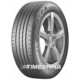 Летние шины Continental EcoContact 6 235/55 R17 103Y XL по цене 3847 грн - Timeshina.com.ua