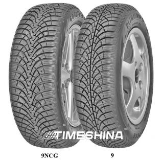 Зимние шины Goodyear UltraGrip 9 205/60 R16 96H