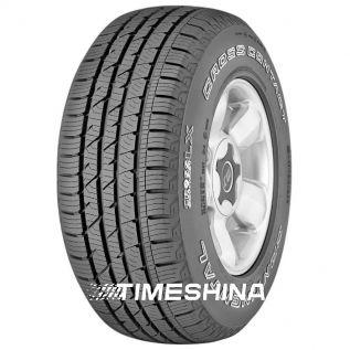 Летние шины Continental ContiCrossContact LX 215/60 R17 96H по цене 3730 грн - Timeshina.com.ua