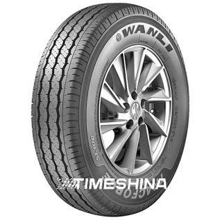 Летние шины Wanli SL106 Tracforce 205/70 R15C 106/104R по цене 1435 грн - Timeshina.com.ua