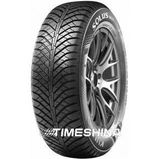 Всесезонные шины Kumho Solus HA31 205/60 R16 96V XL по цене 0 грн - Timeshina.com.ua