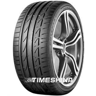 Летние шины Bridgestone Potenza S001 255/40 ZR19 100Y по цене 5419 грн - Timeshina.com.ua