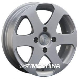 Литые диски Replay Peugeot (PG8) W5.5 R14 PCD4x108 ET24 DIA65.1 silver