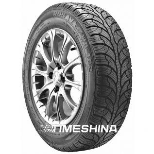 Зимние шины Росава WQ-102 205/70 R15 95S (шип) по цене 1443 грн - Timeshina.com.ua