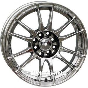 Литые диски RS Wheels 106J HCH W7 R16 PCD4x100 ET20 DIA73.1