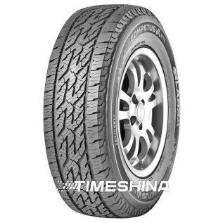 Всесезонные шины Lassa Competus A/T2 235/65 R17 108T XL по цене 2694 грн - Timeshina.com.ua