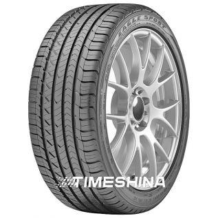 Летние шины Goodyear Eagle Sport TZ 235/55 R17 99W FP по цене 2809 грн - Timeshina.com.ua