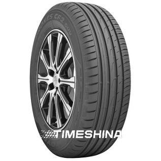 Летние шины Toyo Proxes CF2 SUV 215/60 R17 96H по цене 2871 грн - Timeshina.com.ua