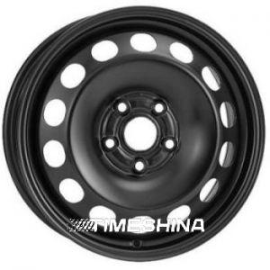 Стальные диски Кременчуг Chery W6 R15 PCD4x114.3 ET39 DIA57.1 черный