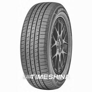 Всесезонные шины Sunwide Travomax 215/60 R17 95H по цене 1562 грн - Timeshina.com.ua