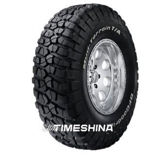 Всесезонные шины BFGoodrich Mud Terrain T/A KM2 37/12.5 R17 124Q 124 по цене 0 грн - Timeshina.com.ua