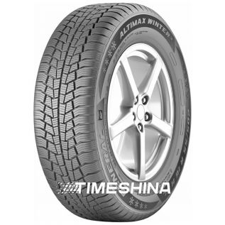 Зимние шины General Tire Altimax Winter 3 205/55 R16 91H по цене 1646 грн - Timeshina.com.ua