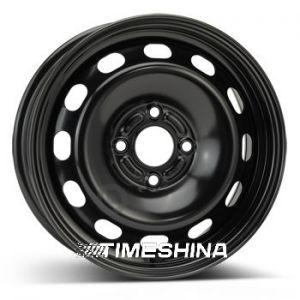 Стальные диски ALST (KFZ) 7430 W6 R15 PCD4x108 ET37.5 DIA63.4 black