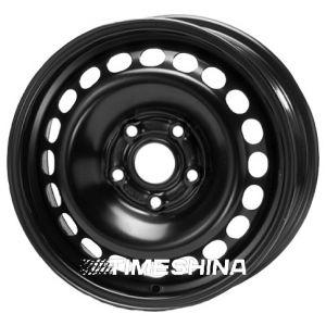 Стальные диски ALST (KFZ) 9165 Skoda W6 R15 PCD5x112 ET47 DIA57.1 black