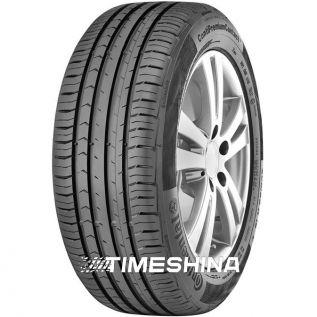 Летние шины Continental ContiPremiumContact 5 195/65 R15 91T по цене 1763 грн - Timeshina.com.ua