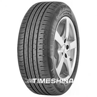 Летние шины Continental ContiEcoContact 5 215/60 R17 96H