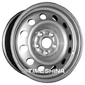 Стальные диски Евродиск 64J49H W6 R15 PCD5x114.3 ET49 DIA67.1 silver