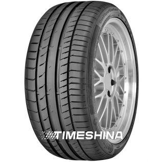 Летние шины Continental ContiSportContact 5P 285/30 ZR19 98Y XL M0 по цене 7583 грн - Timeshina.com.ua