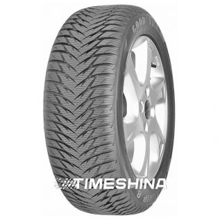 Зимние шины Goodyear UltraGrip 8 205/60 R16 96H XL по цене 2542 грн - Timeshina.com.ua