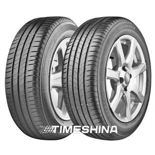 Летние шины Saetta Touring 2 215/60 R17 96H по цене 2144 грн - Timeshina.com.ua