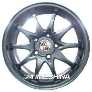 Литые диски RS Wheels 138 W6.5 R15 PCD5x114.3 ET40 DIA69.1 MLHB
