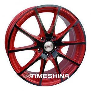 Литые диски RS Wheels 129J W6.5 R15 PCD5x114.3 ET38 DIA73.1 AUB