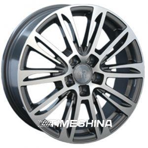 Литые диски Replay Audi (A49) W9 R20 PCD5x112 ET23 DIA57.1 GMF