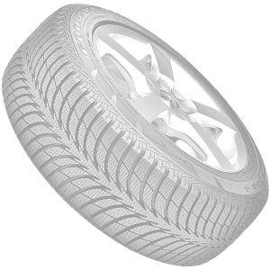 Литые диски RS Wheels 173J AWTR W8.5 R18 PCD5x112 ET35 DIA66.6