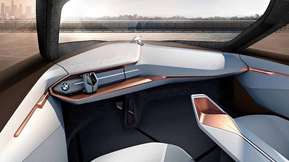 BMW автопилотирование